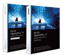 DxO uppgraderar OpticsPro till version 11, och ger sin kamera, DxO ONE, nya funktioner