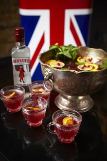 Fira den brittiska bröllopsyran med Beefeater London Dry Cocktails