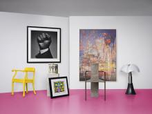 Contemporary Art & Design - se höjdpunkter från konstavdelningen! Auktion 9 april.