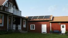 Nu hyr Umeå Energi ut solenergi - tre år i taget