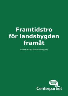 Norrlandsraporten: Framtidstro för landsbygden