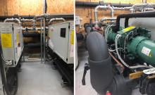 LN-Kyla installerar nya vätskekylaggregat till Talent plastic Bredaryd