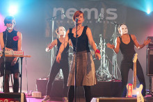 Vägen till en jämställd musikscen – Almedalen 2016