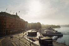 Condé Nast Travelers läsare väljer Grand Hôtel