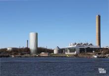 Ny ackumulatortank bidrar till minskade utsläpp i Göteborg