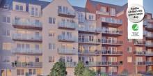 Starka Betongelement stolt leverantör och montör till Kv. Pilgrimen i Växjö