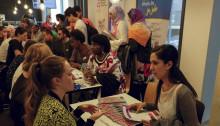 Zorgtalent | Social-profitsalon toont de weg naar werk in de Antwerpse zorgsector