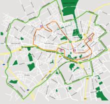 Santander Marathon - Umleitungsstrecke