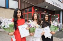 Unga förebilder i Hjällbo fick belöning