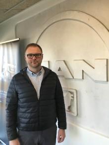 Ny Driftsleder til MANs filial i Aalborg