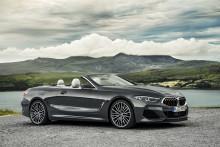 Helt nye BMW 8-serie Cabriolet: Luksuriøs og luftig kjøremaskin