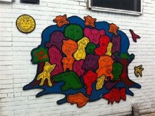 New mural brings all parts of community together