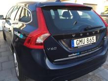 Sunfleet och E.ON erbjuder kostnadsfri gasbilpool i Visby under sommaren
