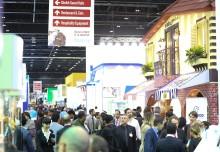Caliente at Gulfood Trade Show in Dubai