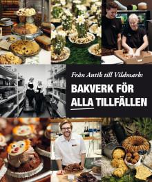 """Inbjudan till bokrelease & fikakalas """"Från Antik till Vildmark: Bakverk för alla tillfällen"""""""