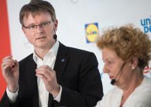 Panelen i Almedalen: Merkel vinner valet – har mycket att ta tag i