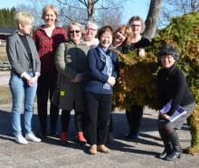 Japansk professor vill lära sig mer om Avesta kommuns unika anhörigstöd