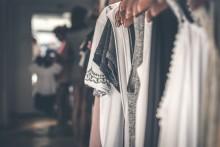 Nu växer secondhandmarknaden för kläder rekordstarkt