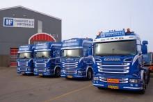 Spar brændstof med Scania Optimise - eller få pengene igen