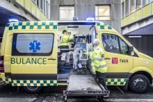 """Falck sætter """"blødnings-kit"""" i alle sine ambulancer"""