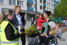 Dialog och 2 500 enkätsvar för en trygg stad