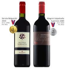 Italien - hetaste vinlandet just nu och The Wineagency ligger i topp!