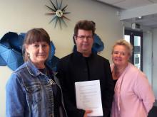 Treårigt kollektivavtal för Svenska kyrkan tecknat med Kommunal