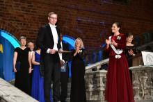 Anders Walls landsbygdsstipendium till pionjär inom svensk tulpanodling