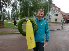 ASICS ambassadör Jonas Buud vann UltraVasan 90