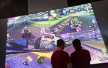Påsklov med Nintendomästerskap, vintagecyklar och VR-äventyr
