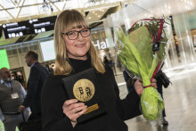 Work trousers for pregnant women from Operose win the Nordbygg Gold Medal 2018