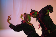 Från folk- till streetdance på Kungsbacka Teater