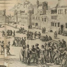 Föredrag på Malmö stadsarkiv; Min man blev såld - om svenska slavar i Nordafrika
