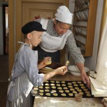 Lav mad som i gamle dage på Frilandsmuseet