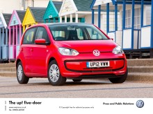 Time to get loved up! with special offers on Volkswagen's city car