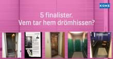 Sveriges värsta hiss ska förvandlas till en dröm
