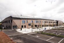 Skånes nya rättspsykiatriska centrum invigt