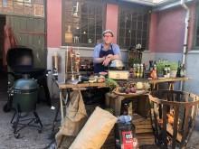 Folkekøkken og tv-kok på Rødovredagen