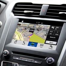 A Sygic az első navigációs alkalmazás, amit a Ford SYNC AppLink már a műszerfali kijelzőn is megjelenít