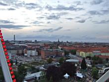 """""""De politiker som styr Malmö måste satsa på fler studentbostäder till rimliga hyror."""""""