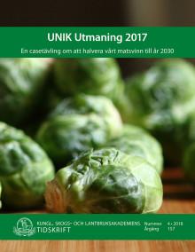 Ny skrift: UNIK Utmaning 2017 (KSLAT 4-2018)