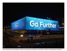 """Ford med detaljer om en rekke produktlanseringer ved et spesielt """"Go Further""""-arrangement i Amsterdam 6. september."""