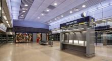Se Station Stockholm City – innan den öppnar