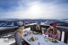 Åre - ett mecka för skidälskare och livsnjutare under Gastronomy Week