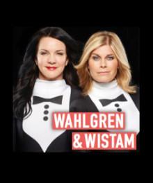 Wahlgren & Wistam startar en podcast tillsammans