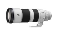 Společnost Sony představuje nový superzoomový teleobjektiv FE 200-600mm F5.6-6.3 G OSS