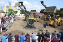 Großer Auftritt mit exklusiven Neuheiten - Swecon Baumaschinen GmbH auf der Nordbau 2017