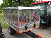 Trejon lanserar mindre vagn med trevägstipp
