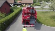 Torgmöte i Hjärup om den nya avfallshämtningen