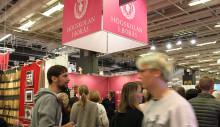 Stor bredd i Högskolan i Borås program under Bokmässan